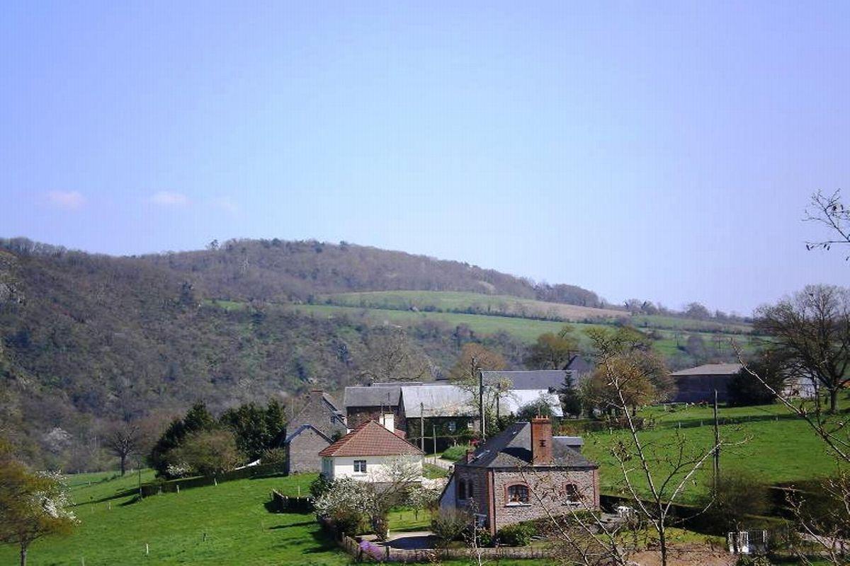 Les Parcs, le plus beau village de Clécy !